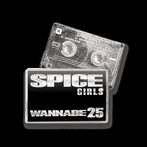Wannabe (25th Anniversary) von Spice Girls - Single Cassette jetzt im Bravado Shop