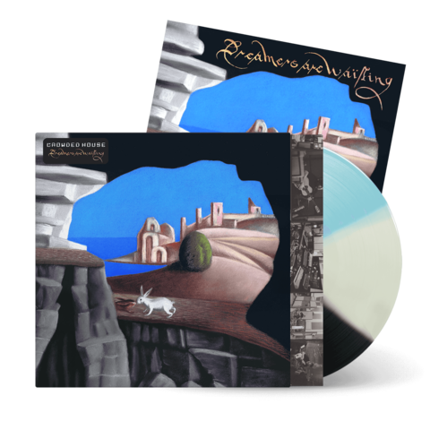 √Dreamers Are Waiting (Excl. Tri-Coloured Vinyl + Signed Art Card) von Crowded House - Coloured Vinyl + Signed Art Card jetzt im Bravado Shop