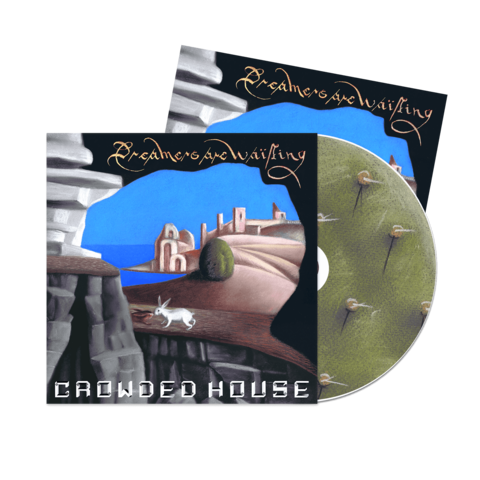 √Dreamers Are Waiting (CD + Signed Art Card) von Crowded House - CD + Signed Art Card jetzt im Bravado Shop