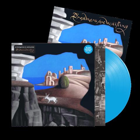 √Dreamers Are Waiting (Standard Blue LP + Signed Art Card) von Crowded House - LP + Signed Art Card jetzt im Bravado Shop