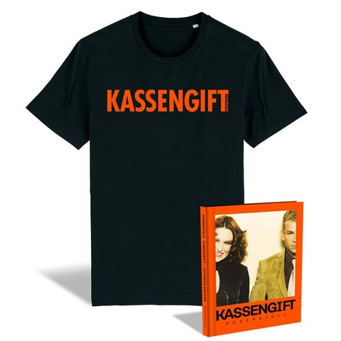 √Kassengift (Ltd. Extended Edition + T-Shirt) von Rosenstolz - 2CD + T-Shirt jetzt im Bravado Shop