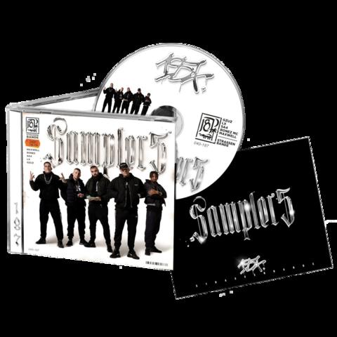 √Sampler 5 (CD) von 187 Strassenbande - CD jetzt im Bravado Shop