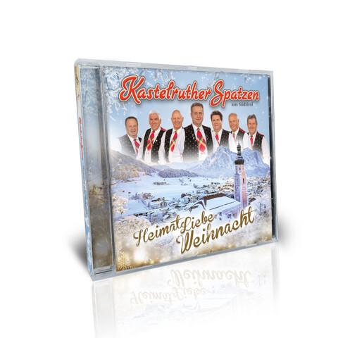 HeimatLiebe Weihnacht von Kastelruther Spatzen - CD jetzt im Bravado Store