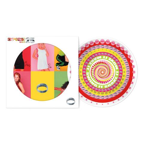Spice (25th Anniversary) (Zoetrope 1LP Picture Disc) von Spice Girls - Picture LP jetzt im Bravado Store