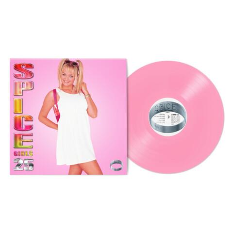 Spice (25th Anniversary) (Exclusive 'Baby' Pink Coloured 1LP) von Spice Girls - LP jetzt im Bravado Store