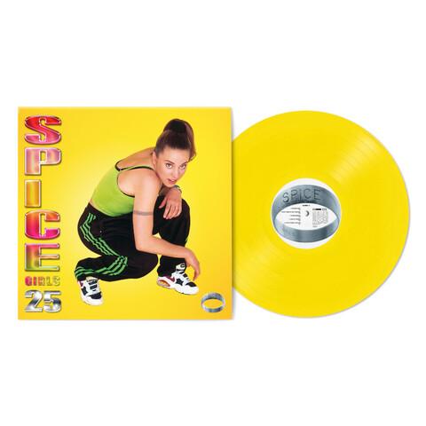 Spice (25th Anniversary) ('Sporty' Yellow Coloured 1LP) von Spice Girls - LP jetzt im Bravado Store