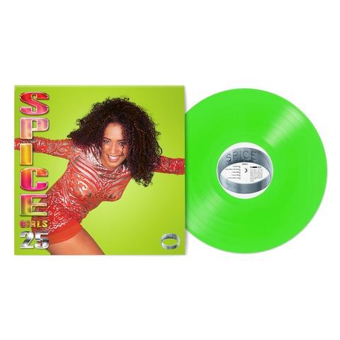 Spice (25th Anniversary) (Exclusive 'Scary' Light Green Coloured 1LP) von Spice Girls - LP jetzt im Bravado Store