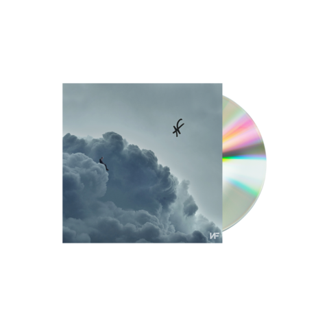 √Clouds - The Mixtape (CD + Signed Booklet) von NF - CD + Signed Booklet jetzt im Bravado Shop