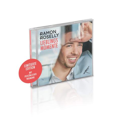 √Lieblingsmomente (Exklusiv mit persönlicher Widmung) von Ramon Roselly - cd jetzt im Bravado Shop