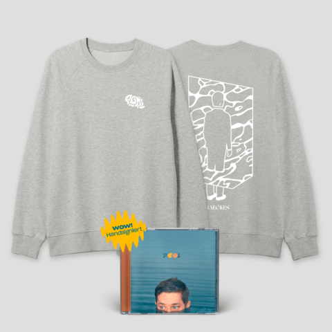 √POOL - CD + SWEATER (BUNDLE) von Maeckes -  jetzt im Bravado Shop