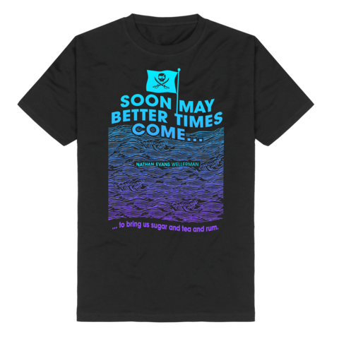 √Wellerman (Sea Shanty) von Nathan Evans - t-Shirt jetzt im Bravado Shop