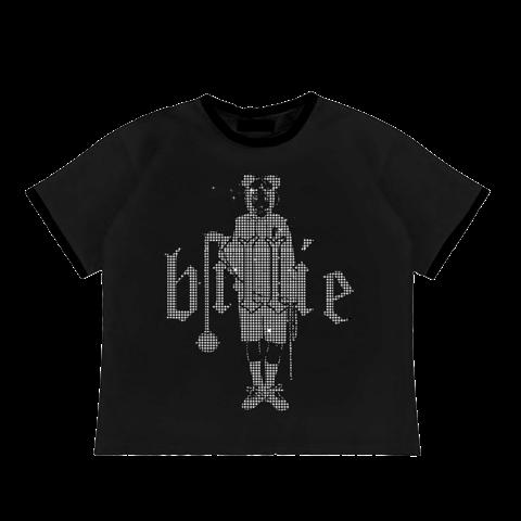 √Limited Leave Me Alone Rhinestone von Billie Eilish - T-Shirt jetzt im Bravado Shop