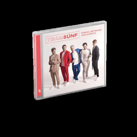 Einmal Boyband Und Zurück von TEAM 5ÜNF - CD jetzt im Bravado Shop