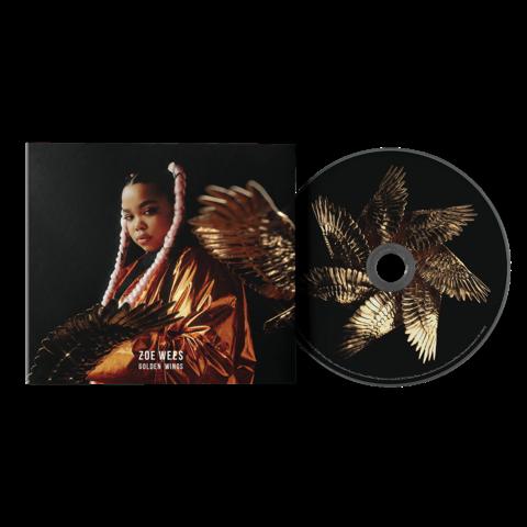√Golden Wings von Zoe Wees - CD jetzt im Bravado Shop