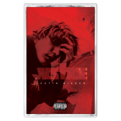 √JUSTICE (Ltd. Edition Cassette With Alternate Cover II) von Justin Bieber - MC jetzt im Bravado Shop