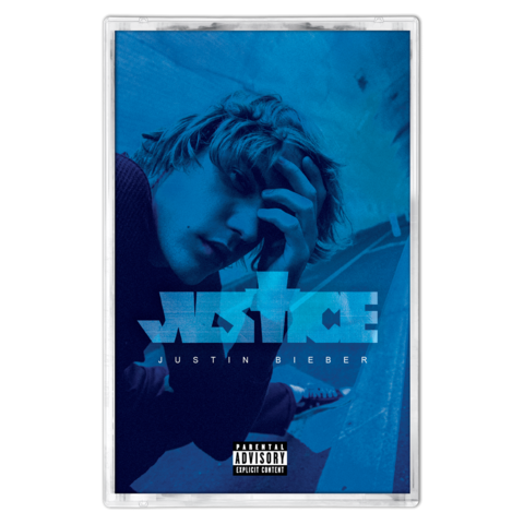 JUSTICE (Ltd. Edition Cassette With Alternate Cover III) von Justin Bieber - MC jetzt im Bravado Shop