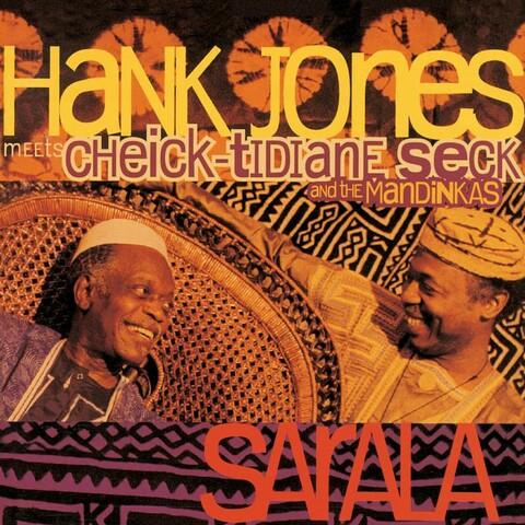 Sarala von Hank Jones - 2LP jetzt im Bravado Shop