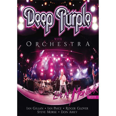 Live At Montreux 2011 (2CD+DVD) von Deep Purple - 2CD+DVD jetzt im Bravado Store