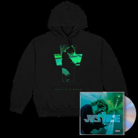 √JUSTICE ALTERNATE COVER I + EXCLUSIVE BONUS TRACK I CD + HOODIE von Justin Bieber - CD + HOODIE jetzt im Bravado Shop
