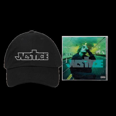 √JUSTICE CD + CAP von Justin Bieber - CD Bundle jetzt im Bravado Shop