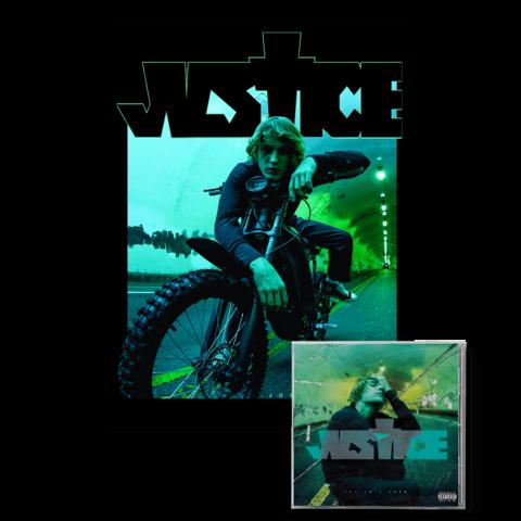 √JUSTICE CD + POSTER von Justin Bieber - CD + Poster jetzt im Bravado Shop