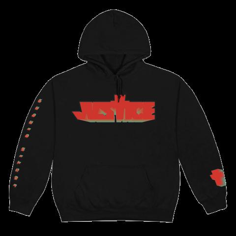 √JUSTICE CROSS von Justin Bieber - Hood sweater jetzt im Bravado Shop