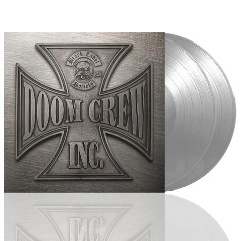Doom Crew Inc. (Limited Solid Silver 2LP) von Black Label Society - 2LP jetzt im Bravado Store