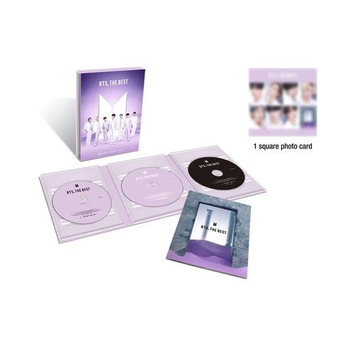 BTS, THE BEST (Limited Edition A) von BTS - 2 CD + BluRay jetzt im Bravado Store