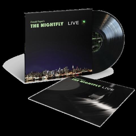 Donald Fagen's The Nighfly Live von Donald Fagen - LP jetzt im Bravado Store