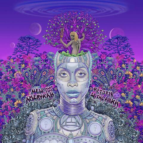 New Amerykah Part Two (Opaque Violet 2LP) von Erykah Badu - 2LP jetzt im Bravado Store