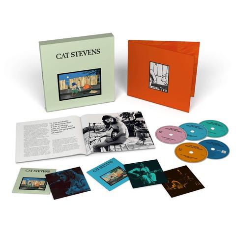 Teaser and The Firecat (Ltd. Super Deluxe Edition) von Yusuf / Cat Stevens - 4CD + BluRay jetzt im Bravado Store