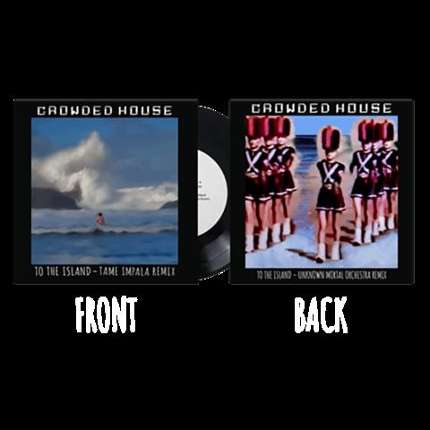 √To The Island Remixes 7'' von Crowded House -  jetzt im Bravado Shop