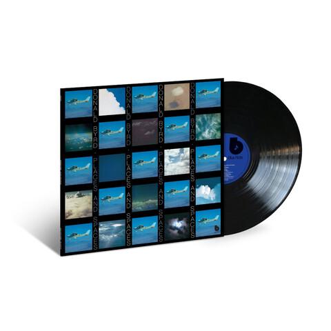 Places & Spaces von Donald Byrd - LP jetzt im Bravado Store