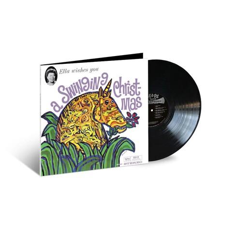 Ella Wishes You A Swinging Christmas von Ella Fitzgerald - LP jetzt im Bravado Store