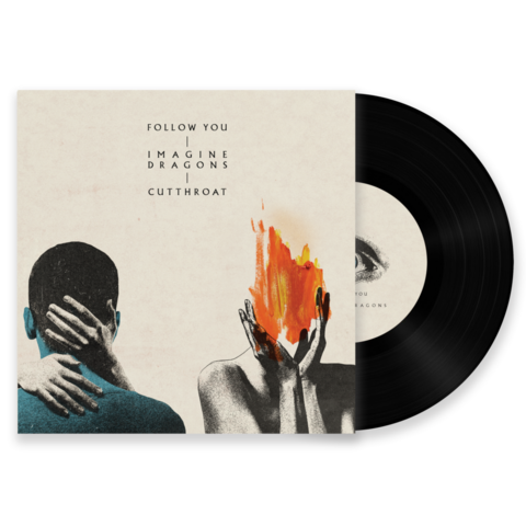 Follow You/Cutthroat (7inch Dual Single) von Imagine Dragons - 7'' Vinyl Single jetzt im Bravado Shop