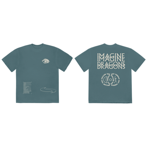 √Follow You von Imagine Dragons - T-Shirt jetzt im Bravado Shop