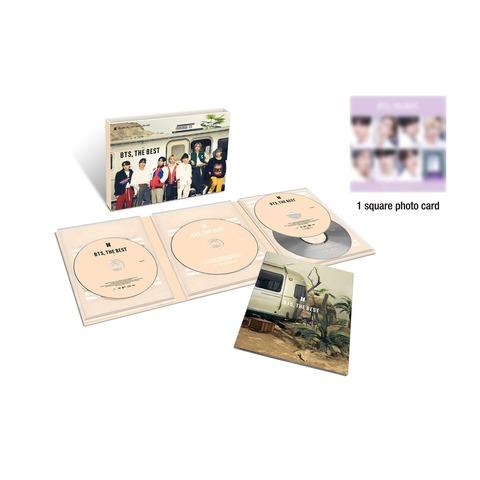 BTS, THE BEST (Limited Edition B) von BTS - CD + DVD jetzt im Bravado Store