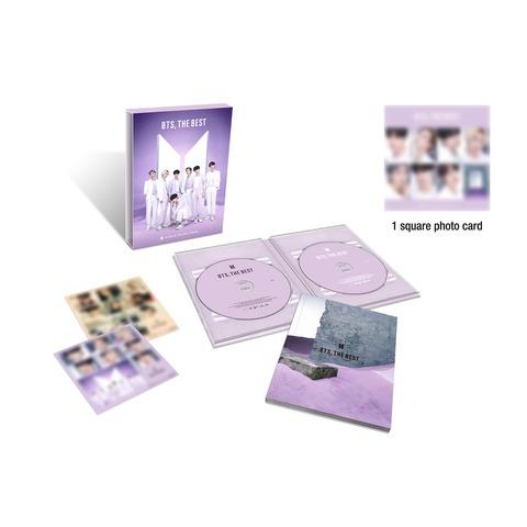 BTS, THE BEST (Limited Edition C) von BTS - 2CD + Photobook jetzt im Bravado Store