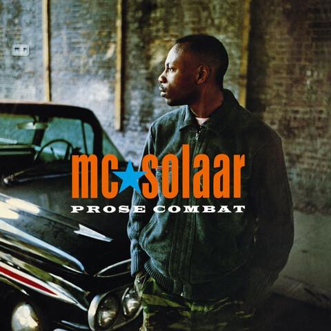 Prose Combat (2LP) von MC Solaar - 2LP jetzt im Bravado Store