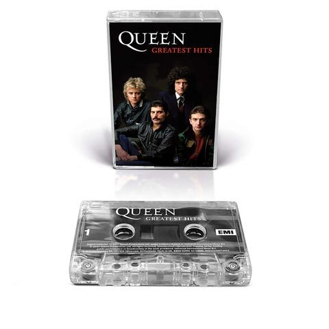 Greatest Hits von Queen - MC jetzt im Bravado Store