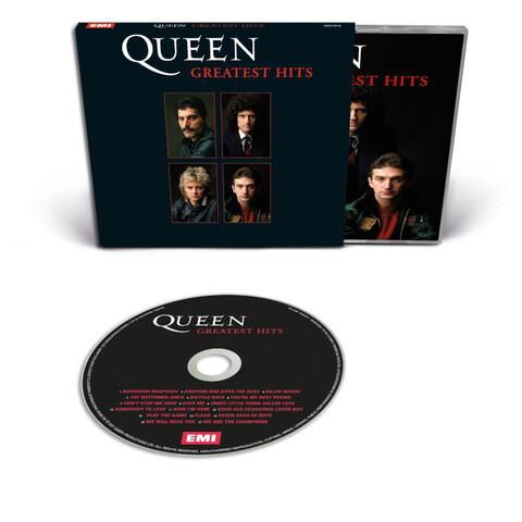 Greatest Hits von Queen - CD jetzt im Bravado Store
