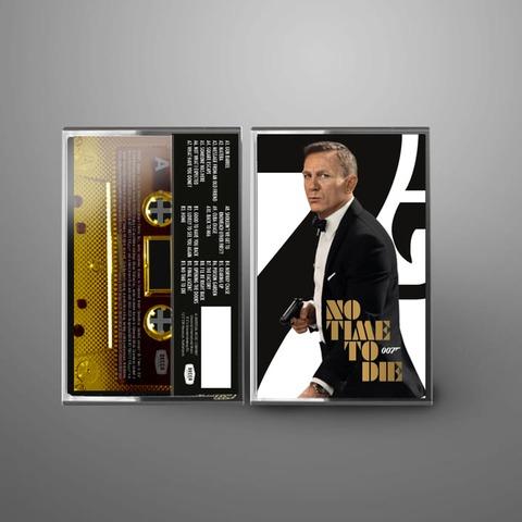 Bond 007: No Time To Die (Excl. Ltd. Cassette) von Hans Zimmer - MC jetzt im Bravado Store