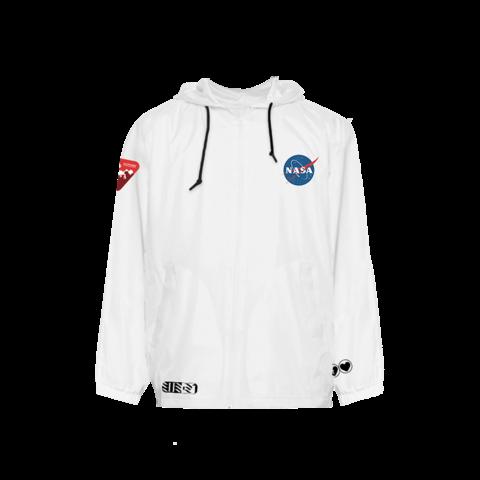 √LIFE ON MARS WINDBREAKER von Yungblud - Jacket jetzt im Bravado Shop
