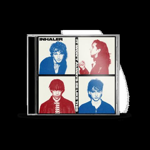 √It Won't Always Be Like This (Exclusive Signed Edition) von Inhaler - cd jetzt im Bravado Shop