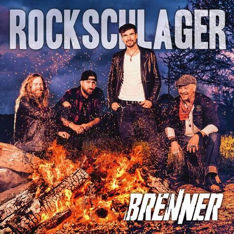 Rockschlager von Brenner - CD jetzt im Bravado Shop