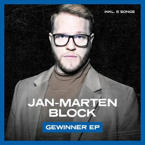 √Gewinner EP von Jan-Marten Block - CD jetzt im Bravado Shop