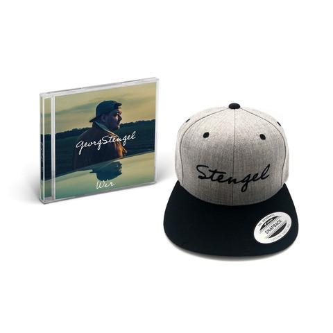 Wir (Ltd. Bundle: CD + Cap) von Georg Stengel - CD + Cap jetzt im Bravado Shop