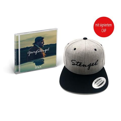 Wir (Ltd. Bundle CD + signierte Cap) von Georg Stengel - CD + Cap jetzt im Bravado Shop