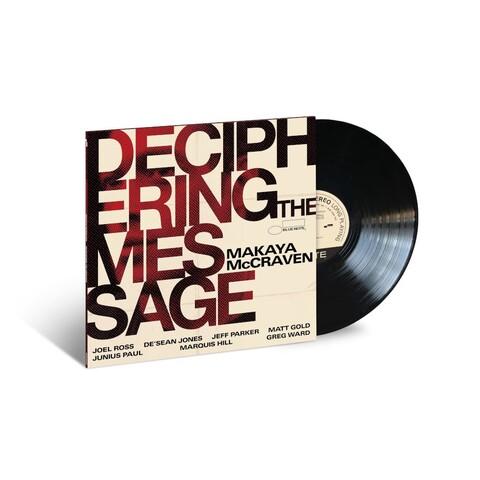 Deciphering The Message von Makaya McCraven - LP jetzt im Bravado Store