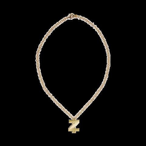 √Z Logo von Zoe Wees - Necklace jetzt im Bravado Shop